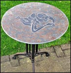 Deep Sea Diver Table